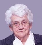 Ma belle-mère, Marie-Reine Dion.