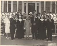 Famille de Gustave Beaumont et Roberta Létourneau