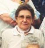 Ma tante,Françoise Chabot, fille de Marie-Éva Boulet et d'Arthur Chabot.