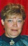 Ma tante, Rolande Chabot, fille de Marie-Éva Boulet et d'Arthur Chabot.