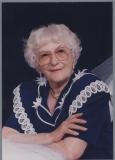 Ma tante, Béatrice Chabot, fille de Marie-Éva Boulet et d'Arthur Chabot.