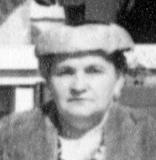 Ma grand-mère, Marie-Éva Boulet, épouse d'Arthur Chabot.