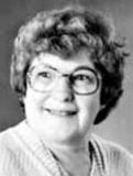 Ma tante, Florence Chabot, fille de Marie-Éva Boulet et d'Arthur Chabot.