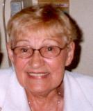 Ma tante, Germaine Chabot, fille de Marie-Éva Boulet et d'Arthur Chabot.