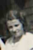 Ma tante, Aurore Chabot, fille de Marie-Éva Boulet et d'Arthur Chabot.