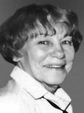 Ma tante, Marcelle Chabot, fille de Marie-Éva Boulet et d'Arthur Chabot.