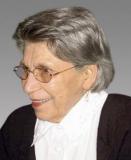 Ma mère, Thérèse Chabot, fille de Marie-Éva Boulet et d'Arthur Chabot.
