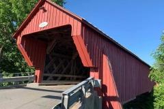 Pont Freeport à Cowansville