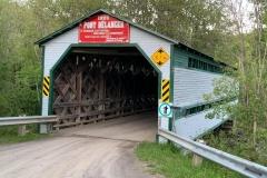 Pont Bélanger à Metis-sur-Mer-Les-Boules