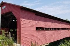 Pont Cousineau à Gracefield