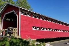 Pont couvert è St-Anaclets